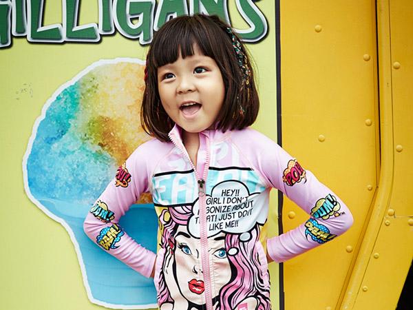 Ikuti Jejak Sang Ibu, Choo Sarang Resmi Debut Jadi Model Fashion Show di Paris!
