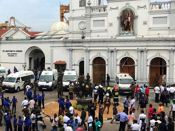 Korban Tembus 290 Jiwa, Indonesia Kecam Bom Paskah di Sri Langka