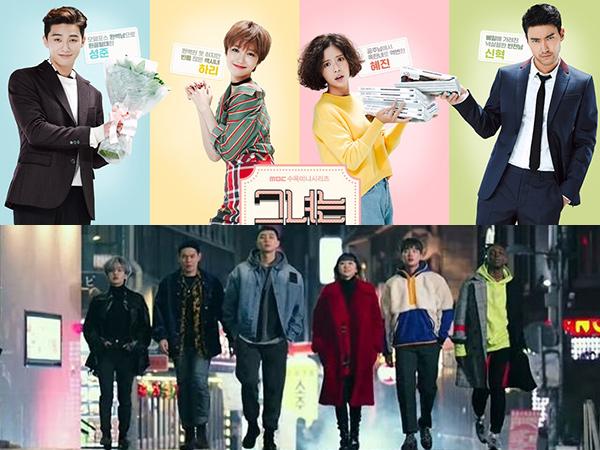 6 Drama Korea Terbaik Park Seo Joon