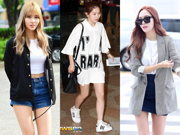 Gaya Fashion Idola K-Pop yang Bisa Jadi Inspirasi Daily Outfit Kamu