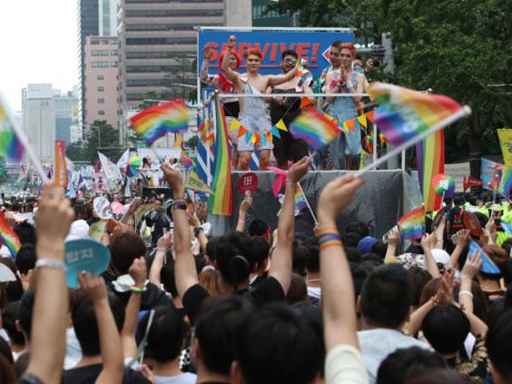 Korea Selatan Bersiap Pawai Besar Hadapi Anti-LGBT