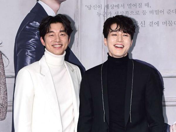 Gong Yoo Dikonfirmasi Jadi Bintang Tamu Talk Show Lee Dong Wook