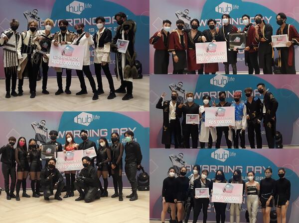Congrats, Ini Pemenang Kpop Dance Competition #HublifeKDCC2021
