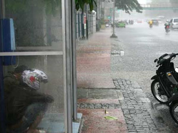 Ini Prediksi BMKG untuk Kondisi Cuaca di Jakarta Hari Ini