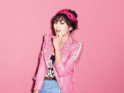 Debut Sebagai Solois, Hyorin SISTAR Lakukan Pemotretan Album di London!