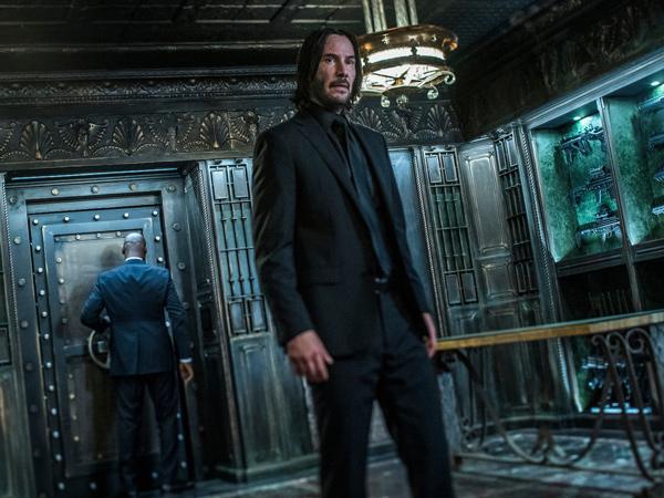 'John Wick: Chapter 3 - Parabellum' Berhasil Geser 'Avengers: Endgame' dari Puncak Box Office