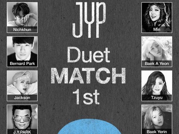 2PM Hingga TWICE, JYP Entertainment Juga Siapkan Rangkaian Duet Para Artisnya!