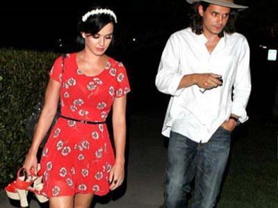 Wah, Katy Perry-John Mayer Ketahuan Jalan Bareng Lagi