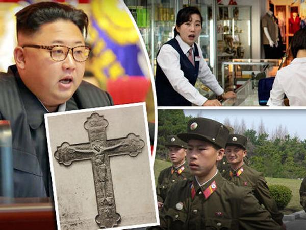 Pelarangan Ekstrim dan Aneh, Ini Yang Dilakukan Kim Jong Un Soal Agama Kristen di Korea Utara