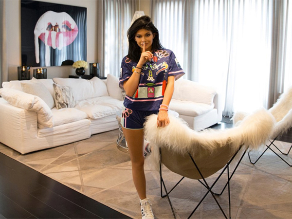 Intip Mewahnya Interior Tiga Rumah Mewah yang Kini Dimiliki Kylie Jenner