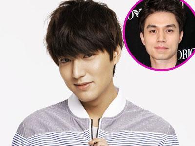 Lee Dong Wook Pilih Lee Min Ho Sebagai Aktor Junior Favoritnya