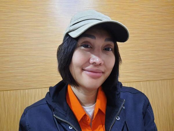 Lucinta Luna Menangis Divonis 1,6 Tahun Penjara