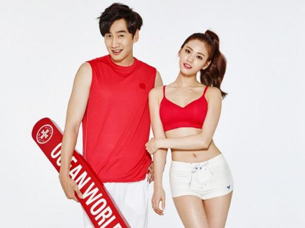 Lee Kwang Soo dan Nana After School Tampil Sebagai Pasangan Ideal untuk 'Ocean World'