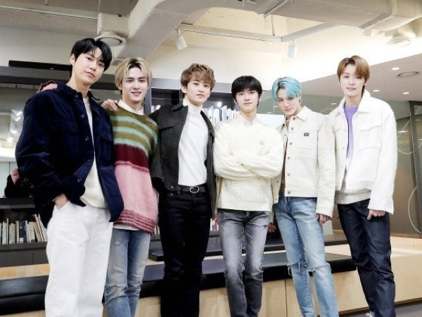 Kata NCT Soal Fans Internasional dan Gelar 'Million Seller'