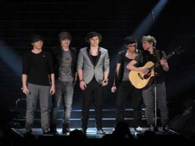 One Direction Bocorkan Album Barunya