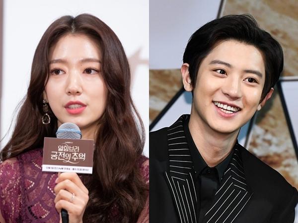 Cerita Park Shin Hye Rekomendasikan Chanyeol EXO ke Sutradara Drama 'Memories of the Alhambra'