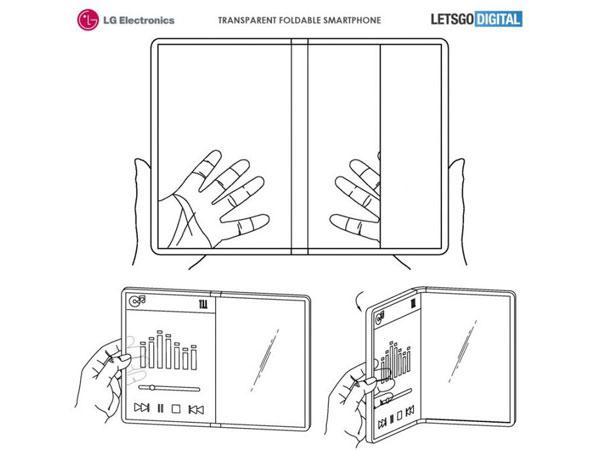 LG Patenkan Ide Ponsel Transparan, Terlalu Ambisius atau Mengkhayal?