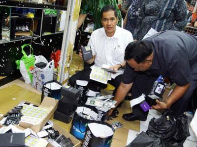 Duh, 50 Juta Ponsel Di Indonesia Ilegal