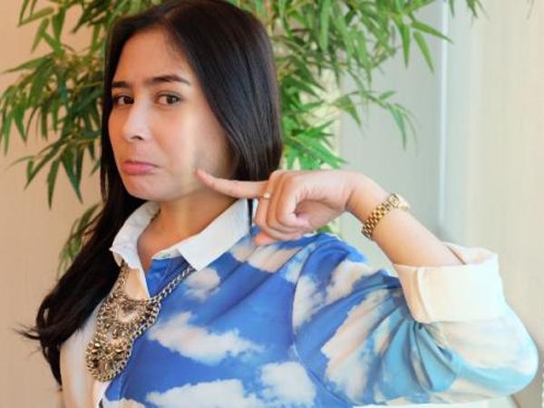 Foto Ala Ibu Negara Disebut Mirip Suzanna, Ini Kata Prilly Latuconsina