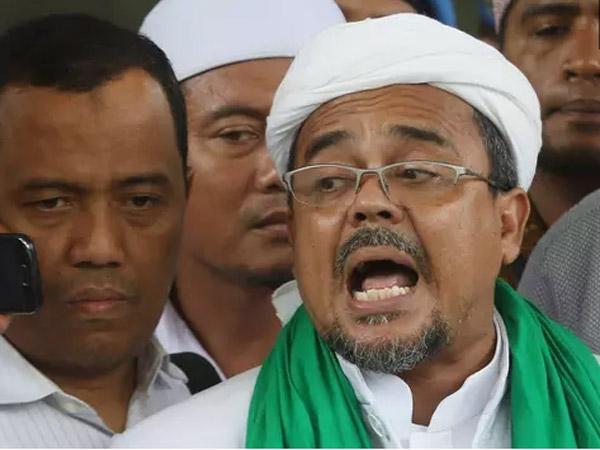 700 Pengacara Hingga Kasus Dihentikan Jadi Isi Pesan Video Habib Rizieq dari Arab Saudi