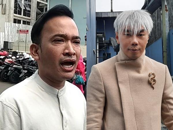 Akun Youtube 'Hikmah Kehidupan' Minta Maaf, Ruben Onsu dan Roy Kiyoshi Tetap Lapor Polisi