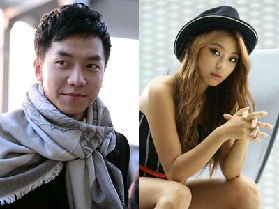 Wow, Lee Seung Gi Lakukan Sexy Couple Dance Bersama Bora SISTAR di Konser Solonya!