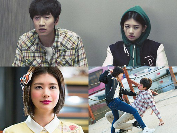 Lee Kwang Soo & Jung So Min Terlibat Pertengkaran Lucu di Teaser Drama 'Sound of Your Heart'