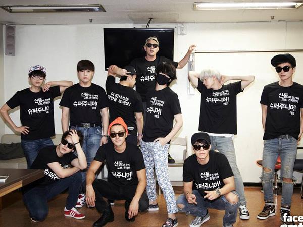 Rayakan 9 Tahun Debut, Super Junior Tulis Pesan Mengharukan untuk Fans