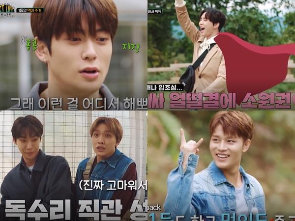 NCT LIFE in Chuncheon & Hongcheon Ep 18 (END): Perjalanan Terakhir dan Pengalaman Tak Terlupakan
