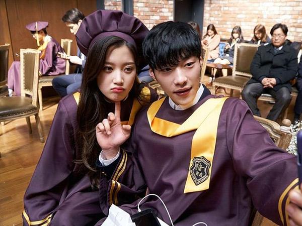 Woo Do Hwan dan Moon Ga Young Kembali Dikabarkan Pacaran