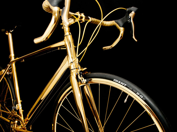 Seharga 250.000 Euro, Inikah Sepeda Termahal di Dunia?