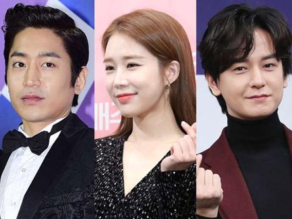 Yoo In Na, Eric Shinhwa, dan Im Joo Hwan Bintangi Drama Komedi Romantis MBC