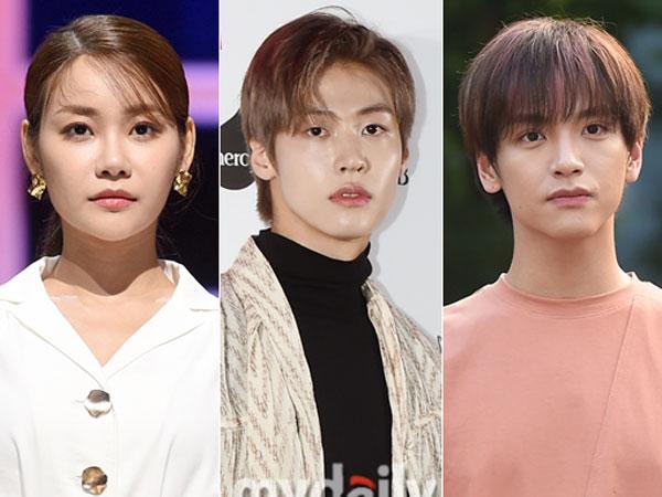 Yuna AOA, Seung Hyub dan Jae Hyun N.Flying Akan Main Web Drama Tentang Trainee Gagal Debut
