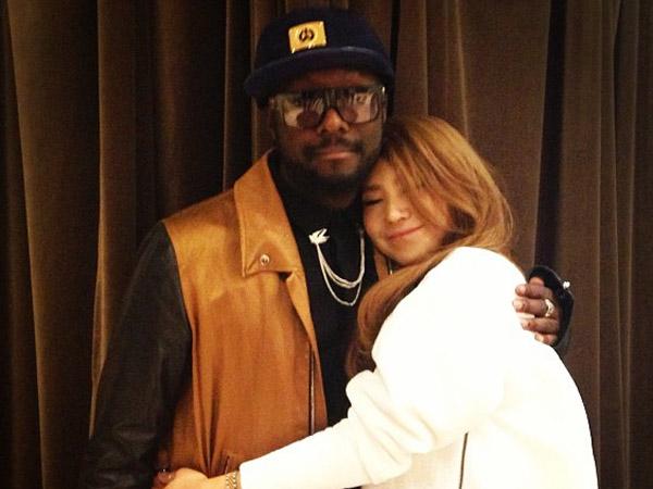 Rayakan 20 Tahun Karir Black Eyed Peas, Will.i.am Ajak CL 2NE1 Berkolaborasi!