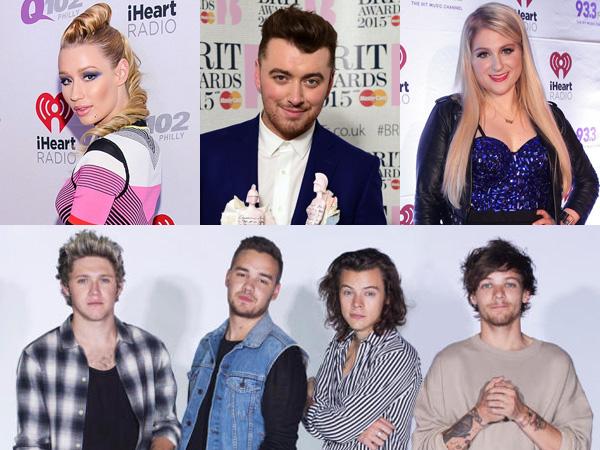 Inilah Para Musisi Ternama Dunia yang Siap Ramaikan 'Billboard Music Awards 2015'!