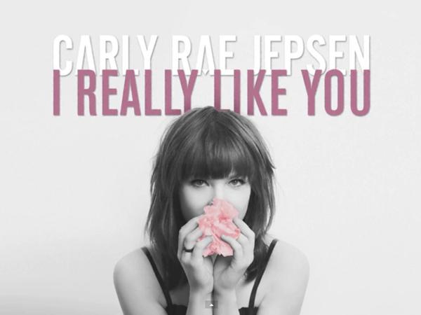 Carly Rae Jepsen - 'I Really Like You'