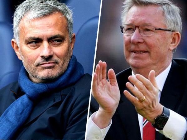 Ingin Mengulang Kesuksesan, Mourinho Akan Latih Manchester United dengan Cara Sir Alex Ferguson