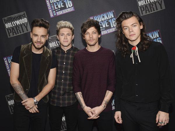 One Direction Pernah Hampir Ditangkap Polisi, Apa Alasannya?