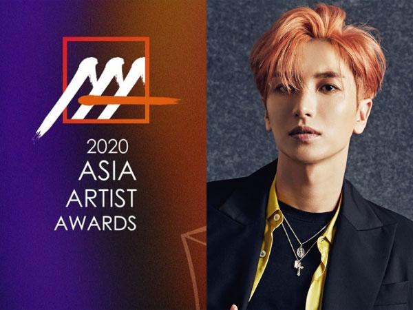 Asia Artist Awards 2020 Umumkan Tanggal Acara, Leeteuk Kembali Jadi MC