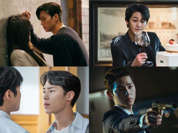 5 Karakter Bad Boy di Drama Korea