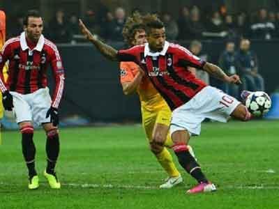 Barca Yakin Ciptakan Gol ke Gawang Milan