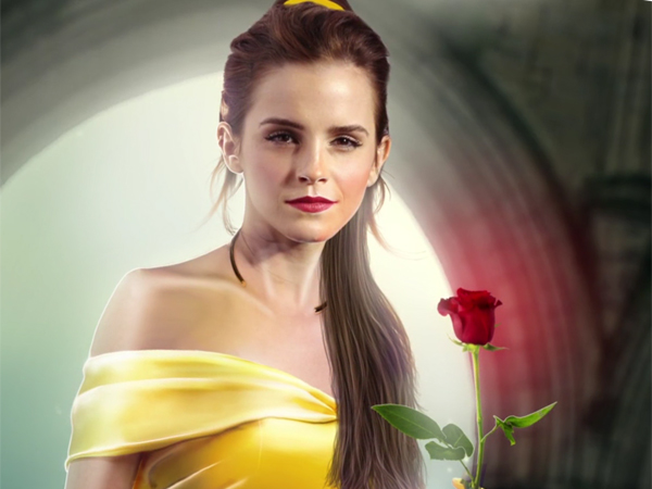 Geregetan, Emma Watson Bikin Fans Penasaran di Trailer 'Beauty And The Beast'!