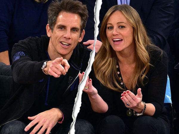 Ben Stiller 'Night At The Museum' dan Istri Putuskan Cerai Setelah 18 Tahun Bersama