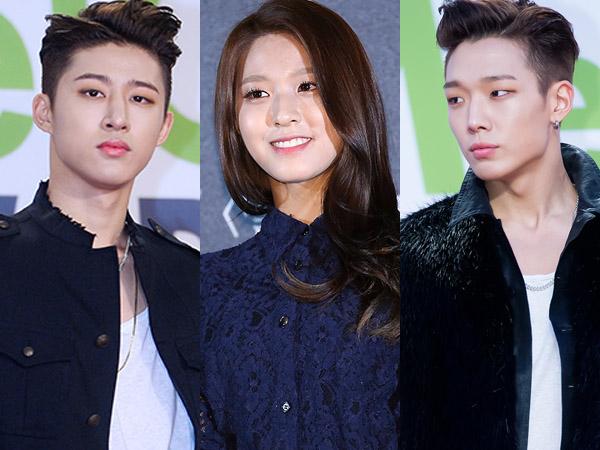 Yeay, Seolhyun AOA, B.I dan Bobby iKON Siap Ramaikan 'Running Man'!