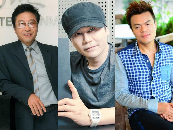 Pendapatan 3 Agensi Raksasa SM, YG, dan JYP Entertainment di Tahun 2013 Terungkap!