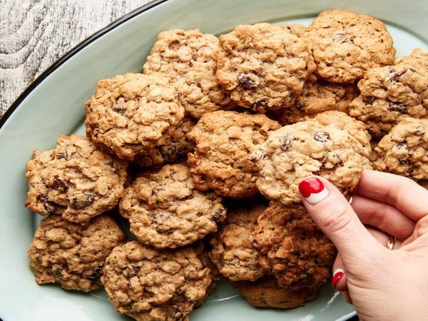 Sajikan Oatmeal Raisin Cookies di Hari Raya Lebaran, Yuk
