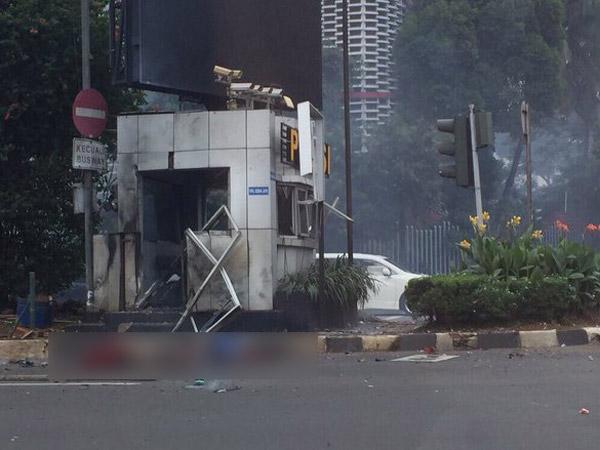Bom Thamrin dan Sejumlah Kasus Jadi Teror yang Direncanakan Lewat Telegram
