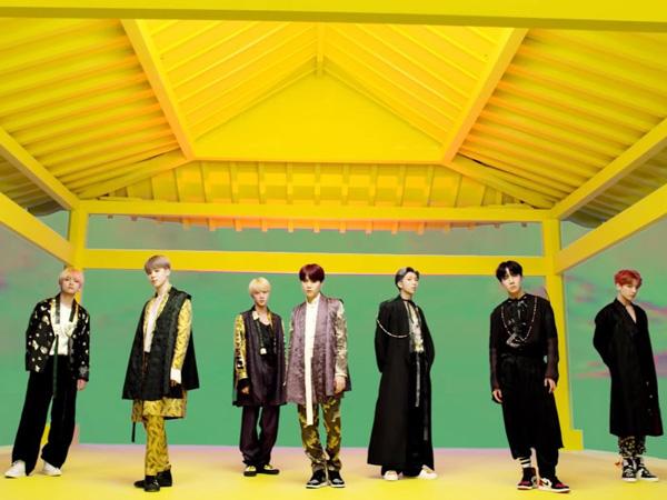 #AnswerIsHere! Epiknya BTS Gabungkan Budaya Korea dan Afrika di MV 'IDOL'