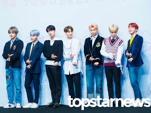 BTS Kembali Sampaikan Kritik Sosial dalam Lagu di Album Terbarunya