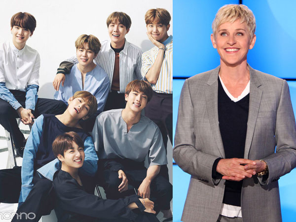 Dikonfirmasi Hadir, Terungkap Rencana Penampilan BTS di 'The Ellen Show'